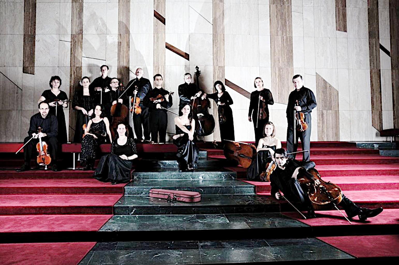 Ungarisches-Kammerorchester